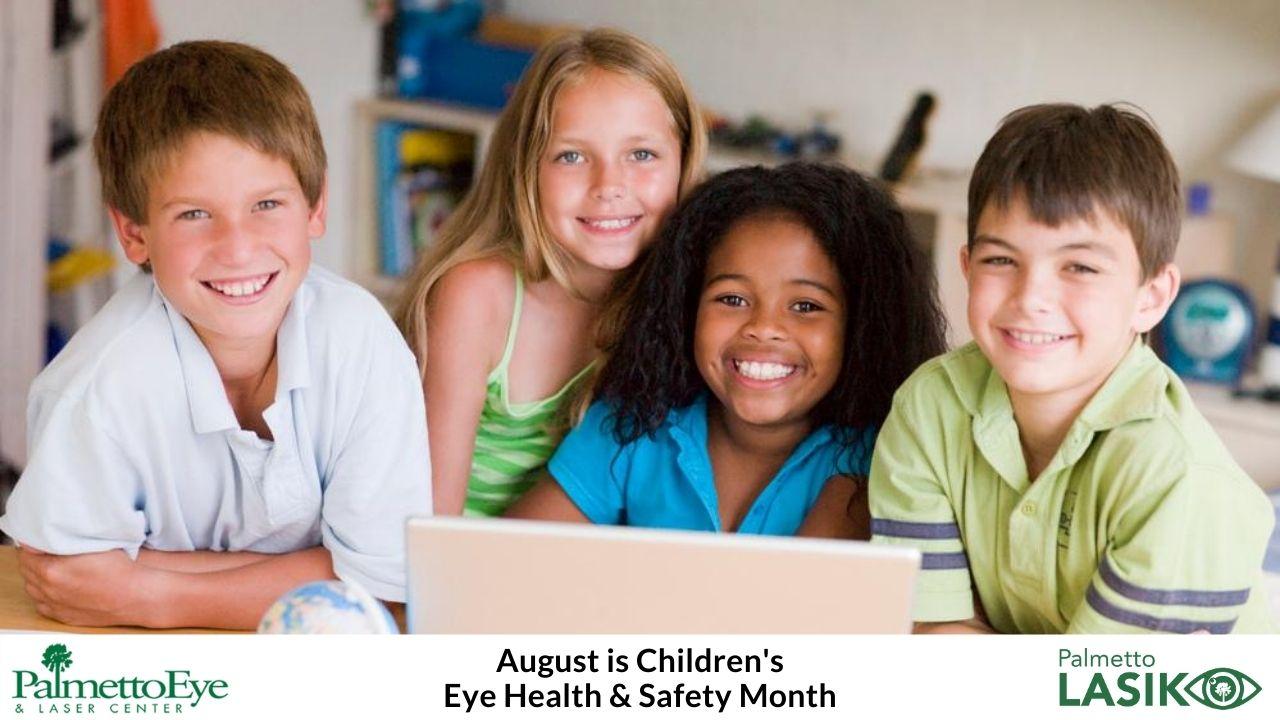 Children's Eye Health & Safety Month